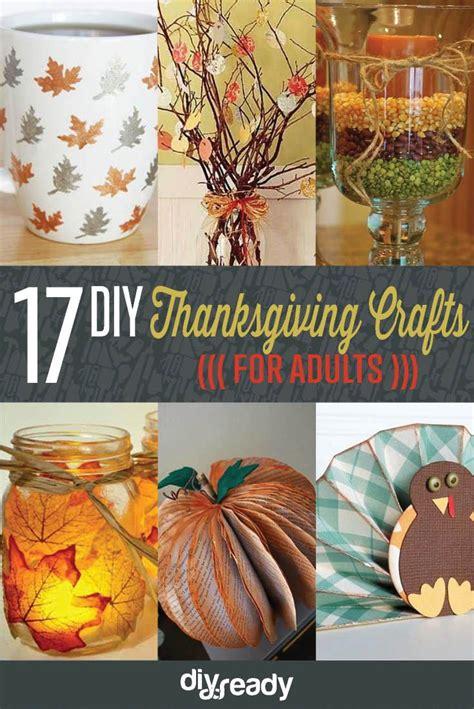amazingly falltastic thanksgiving crafts  adults