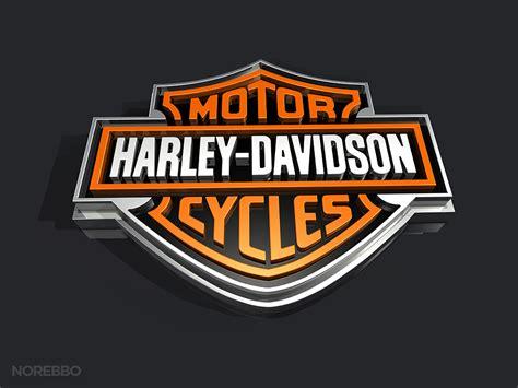 3d Harley Davidson logos – Norebbo