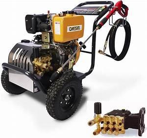 Nettoyeur Haute Pression : nettoyeur haute pression diesel 10cv 230 bar nettoyeur ~ Melissatoandfro.com Idées de Décoration