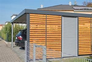 Welches Holz Für Carport : carport welches material soll gew hlt werden ~ Markanthonyermac.com Haus und Dekorationen