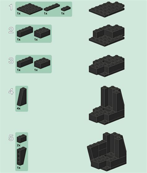 Инструкция по сборке лего военная техника
