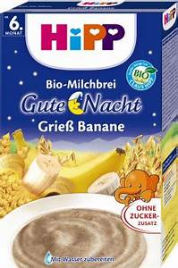 Gute Nacht Brei : hipp gute nacht brei grie banane 250 g ab 4 77 preisvergleich bei ~ A.2002-acura-tl-radio.info Haus und Dekorationen