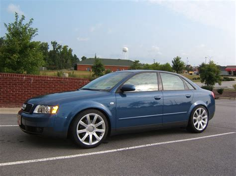Audi A4 Modification by Natewilliams 2002 Audi A4 Specs Photos Modification Info