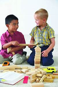 Helping young children learn to cooperate | Student News ...