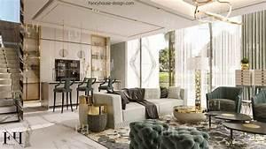 Luxury, Modern, Villa, Interior, Design, In, Dubai, Uae