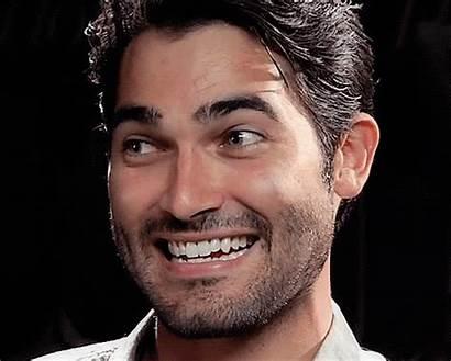 Tyler Hoechlin Teeth Hale Derek Wolf Smile