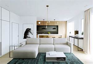Modern Apartment Decor With Minimalist and Natural Neutral ...