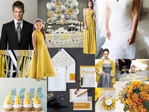 Marigold Pewter Wedding