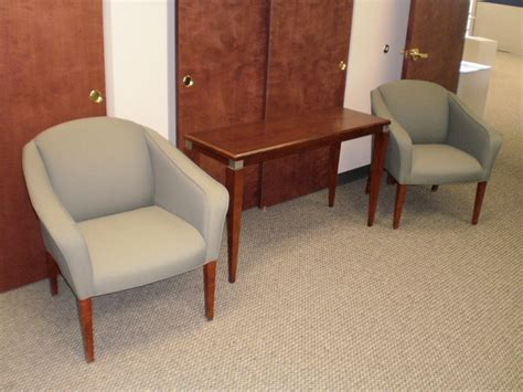lobby furniture and tables