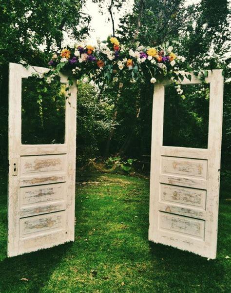 cool wedding arch ideas