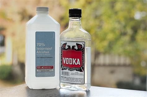 Ethanol vs. Isopropyl Alcohol to Disinfect | Hunker