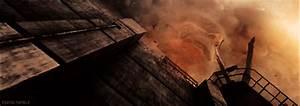 Pics For > Colossal Titan Wall Gif