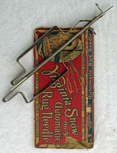 rug hooking  tufting materials  tools