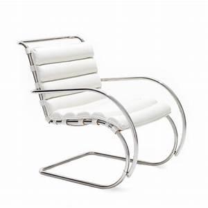 Mies Van Der Rohe Chair : mr lounge chair knoll ~ Watch28wear.com Haus und Dekorationen