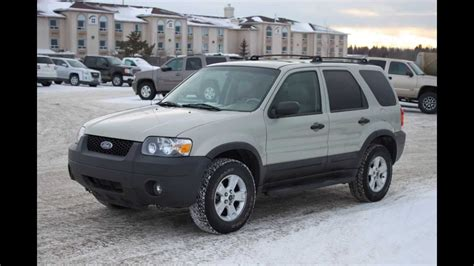 ford escape xlt dr   review red deer youtube