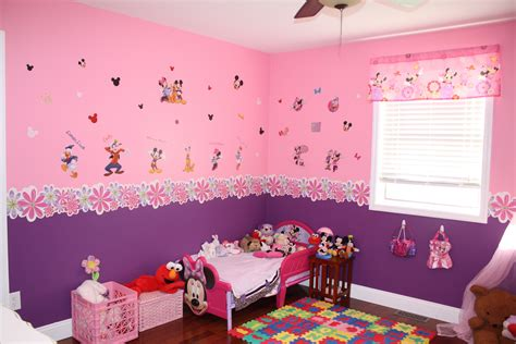 toddler minnie mouse bedroom kid s room pinterest