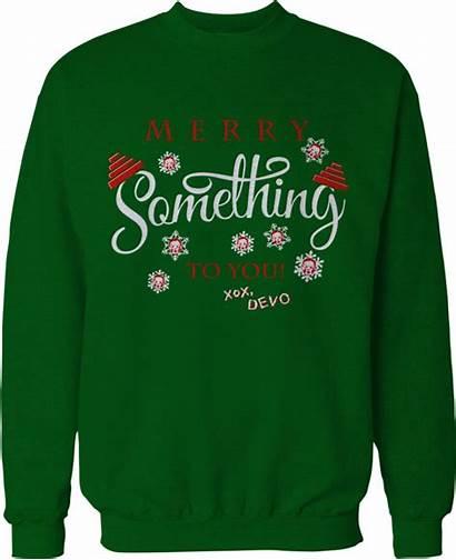 Devo Kresge Geoff Coroflot Campaign Sweater Holiday