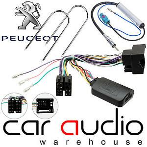 Peugeot Partner Tepee Pioneer Car Stereo Steering Wheel