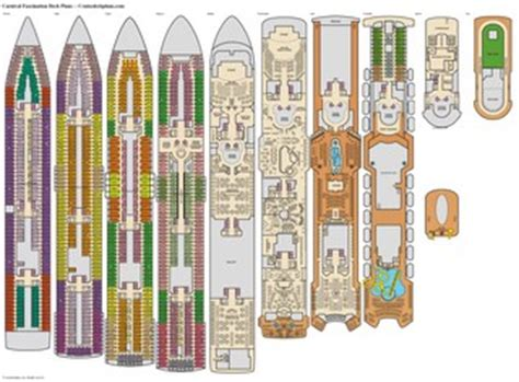 carnival fascination deck plans pdf free download extra