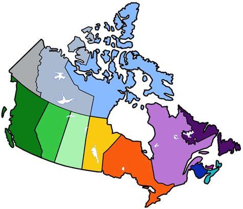 map  canada  labels    print