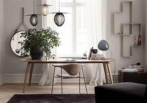 Image Bureau Travail : un bureau design pour un espace de travail styl elle d coration ~ Melissatoandfro.com Idées de Décoration