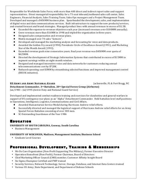 Inbound Call Center Sales Resume by B Matthews Resume Linked In