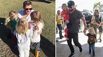 Chris Hemsworth's Wife & Kids - 2018 - YouTube