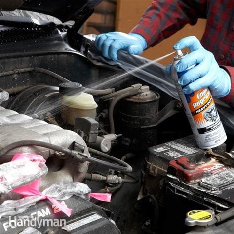 How to Clean an Engine   The Family Handyman
