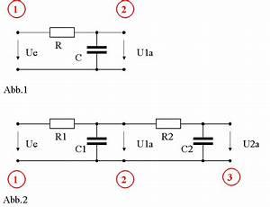übertragungsfunktion Berechnen : zeitkonstanten von mehreren parallel geschalteten rc gliedern ~ Themetempest.com Abrechnung
