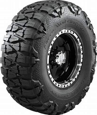 Mud Nitto Grappler Tires