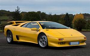 1990 Lamborghini Diablo - Wallpapers and HD Images Car Pixel
