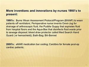 Technology And Nursing: Past, Present and Future Perspectives