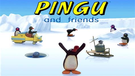 Let's Play Pingu And Friends (pc)
