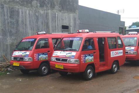 Galeri Poto Mobil Angkot Modifikasi by Menjajal Rute Ok Otrip Dari Naik Angkot Hingga