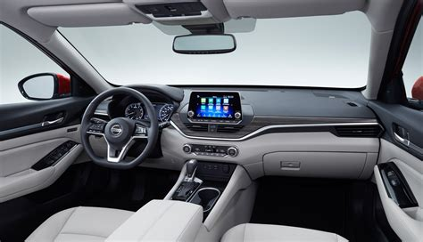 Nissan Altima Interior by New York 2018 All New Nissan Altima 248 Hp 2 Litre