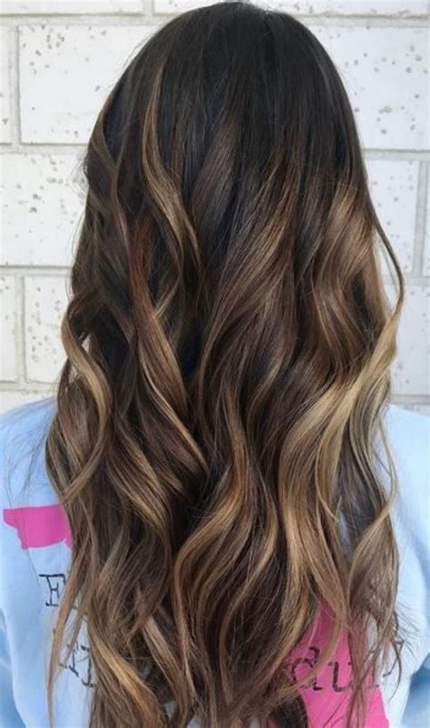 top brunette hair color ideas    fashionetter