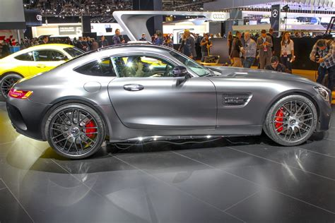 Mercedes Amg Gt Picture by 2018 Mercedes Amg Gt C Coupe Picture 701933 Car Review