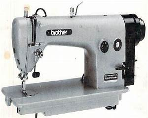 Brother Industrial Sewing Machine Instructions