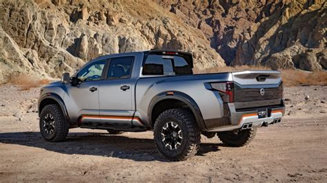 2017 Nissan Titan Warrior Release Date And Review 2018