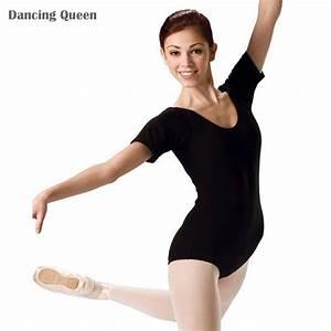 2015-Children-Adult-Gymnastics-Leotard-Black-Ballet ...