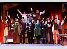 Last Chance A Christmas Carol the Walnut Street Theatre