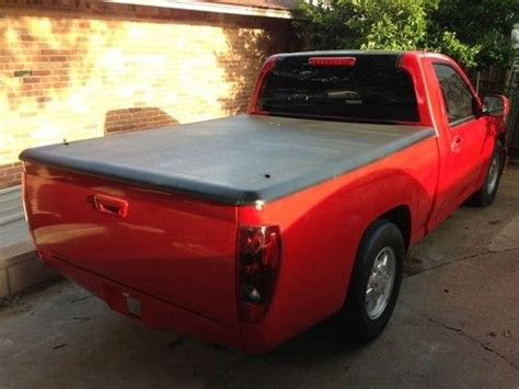 14372 chevy colorado bed sell used 2008 chevy colorado regular cab 2dr bed in