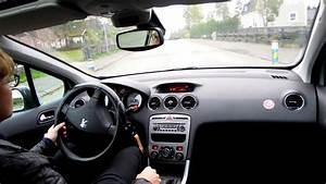 308 Sw 2009 : driving a peugeot 308 sw 2009 1 6 hdi 16v youtube ~ Medecine-chirurgie-esthetiques.com Avis de Voitures
