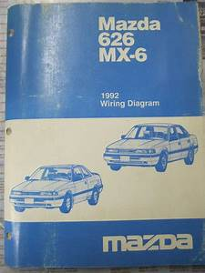 Sell 1992 Mazda 626 Mx