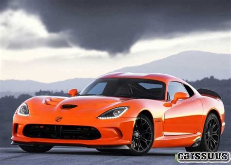 20182019 Dodge Viper  The Famous Roadster  New Cars
