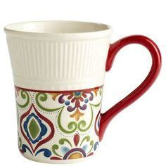 Talavera Blue & White #Coffee Mug   #Mexican #Dishware