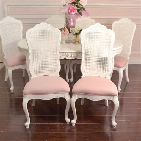 shabby cottage cottage chic and dining chairs on