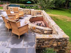 hottest backyard fire pit ideas that offer full warmth and With essential factors to create fire pit seating