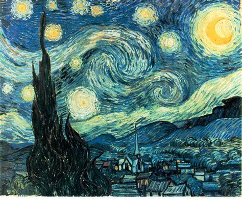 WebMuseum: Gogh, Vincent van: The Starry Night