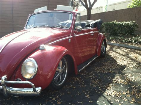 That's understandable — it's a beautiful, old volkswagen after all. Vw convertible 65 calstyle   Vw beetle convertible ...